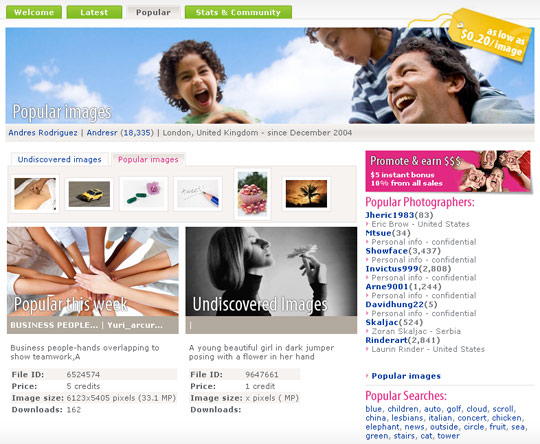 Most popular photos and illustrations on Dreamstime