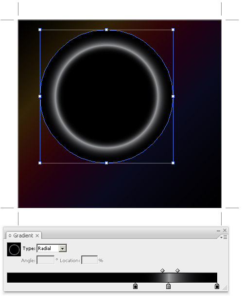 Plasma illustration tutorial - circle
