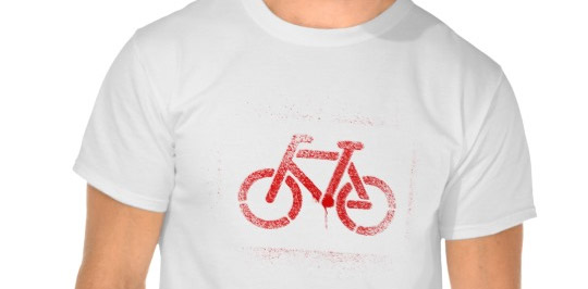 Graffito bike shirt