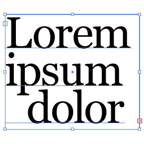 Lorem Ipsum plugin for Adobe Illustrator